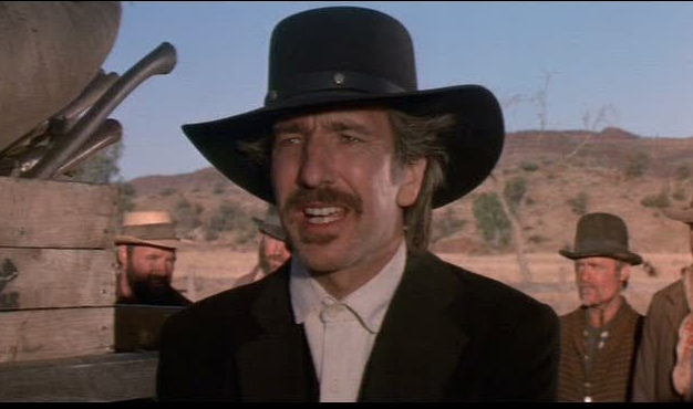Alan Rickman Quigley Down Under