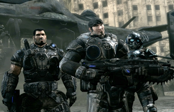 The original Gears Of War