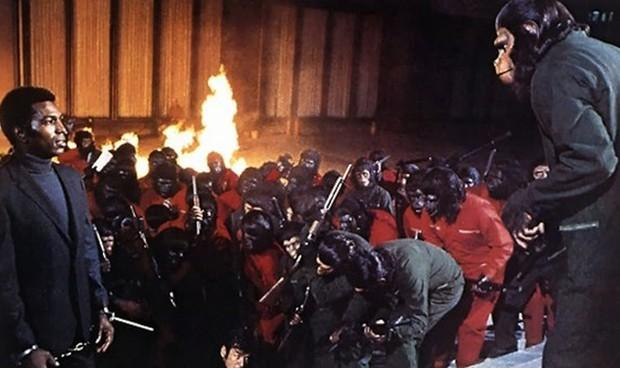 Conquest of the Planet of the Apes: The Most Violent and Bleak of the  Franchise | Den of Geek