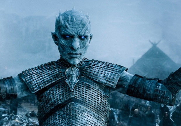Game of Thrones White Walkers and the Night King