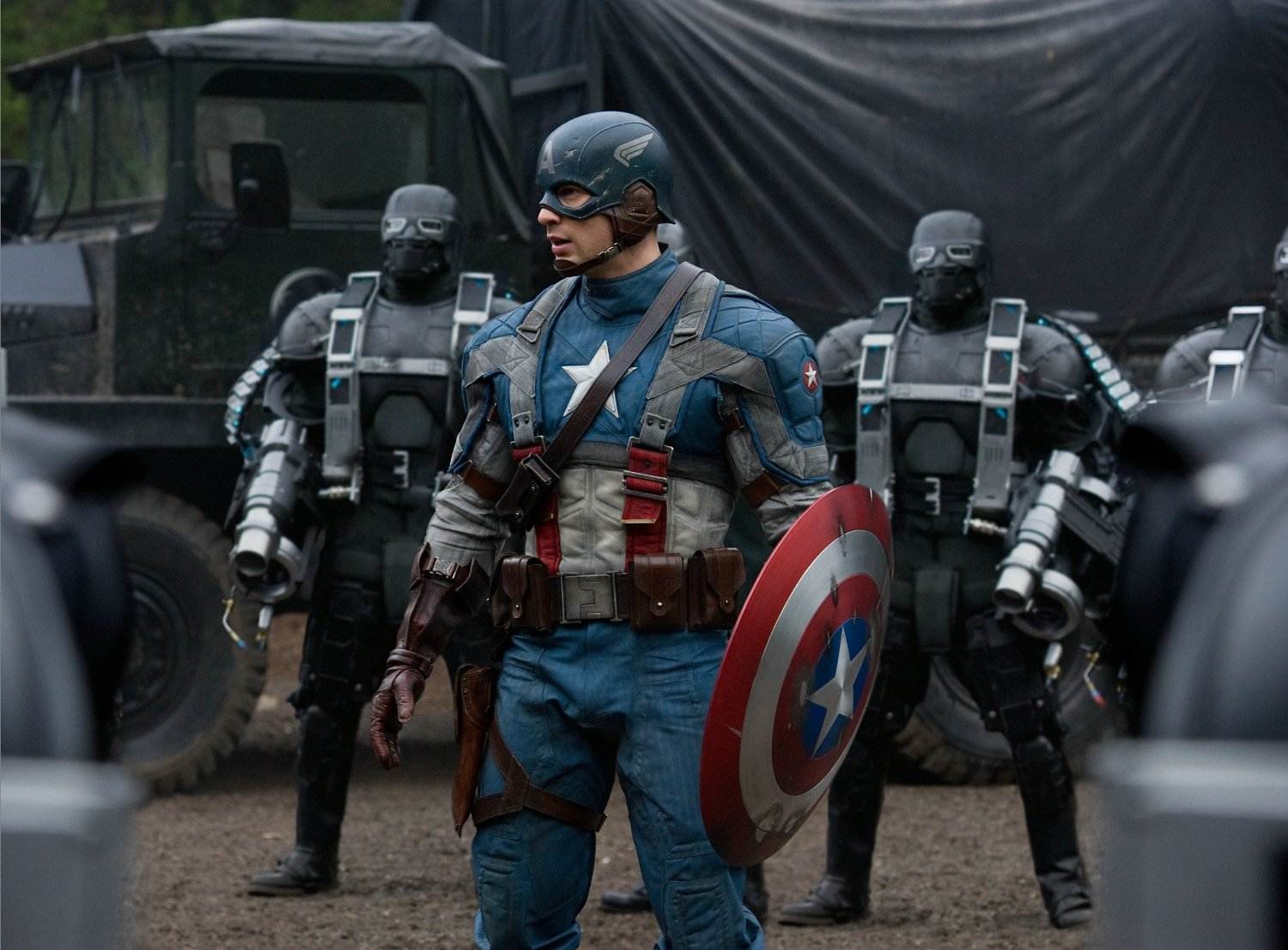 Captain America: The First Avenger - Marvel Easter Eggs and Comic References Guide | Den of Geek