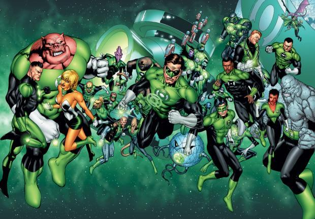 Green Lantern Corps Movie Still a DCEU Priority for WB