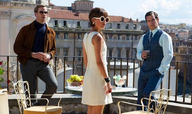 The Man from U.N.C.L.E. Review | Den of Geek