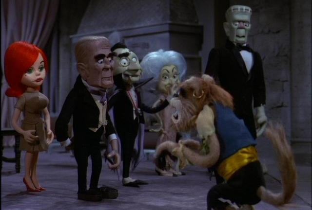 Rankin Bass Mad Monster Party Halloween Special
