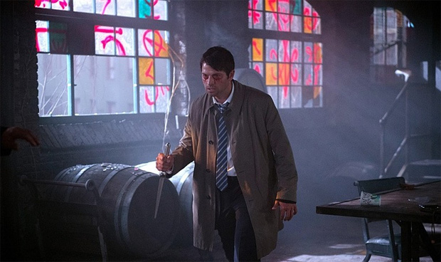 Supernatural Season 11 Episode 1 Review Out Of The Darkness Into The Fire Den Of Geek