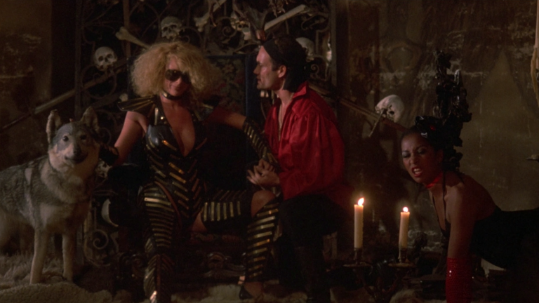 The Howling II Poster