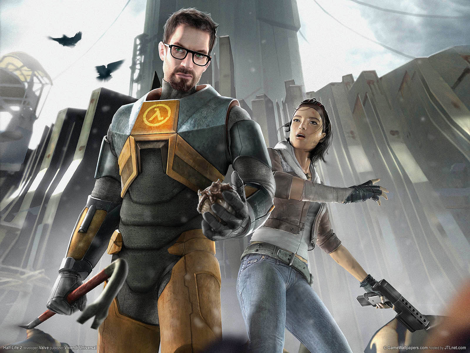 Why Half Life 2 Episode 3 Never Happened Den Of Geek