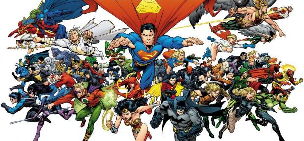 Justice League in DC Comics