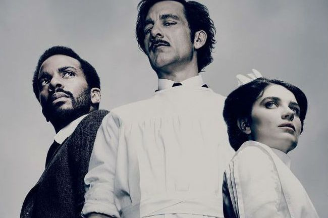Burning Series The Knick