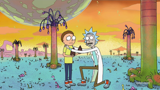 Rick and Morty's Best Weird Moments