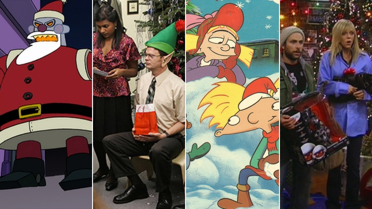 100 Best Christmas TV Episodes of All Time