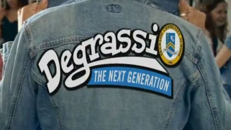 Degrassi High Opening Title