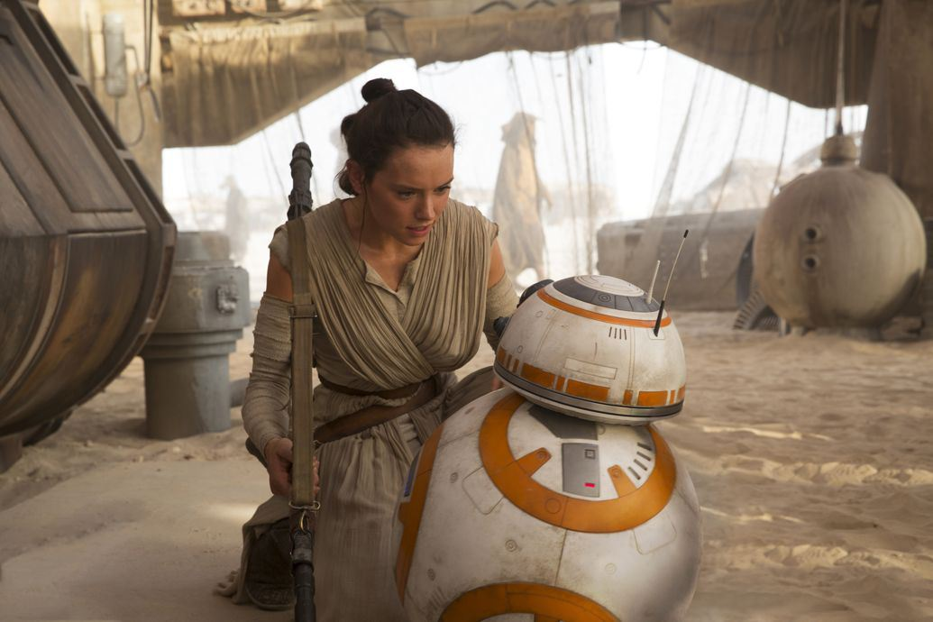 Star Wars Analyzing The Female Characters Of The Force Awakens Den Of Geek
