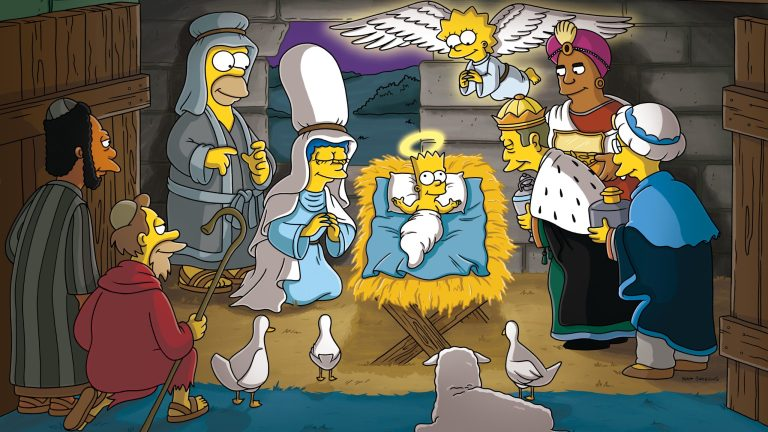 The Simpsons Christmas Episodes