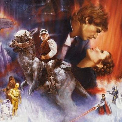 Star Wars: The Empire Strikes Back Dream Poster