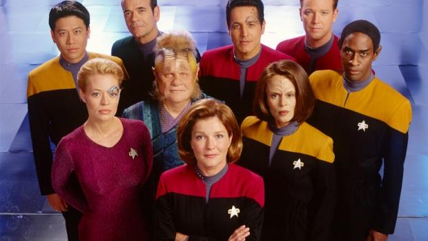 Star Trek: Voyager Watch Orders