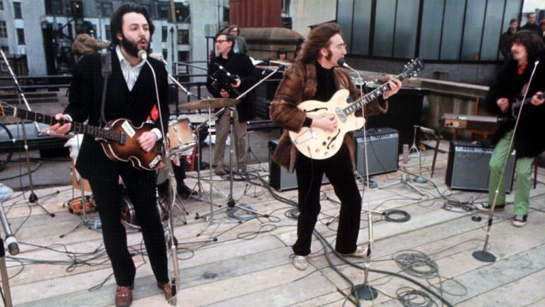 The Beatles Let it Be Rooftop Final Concert