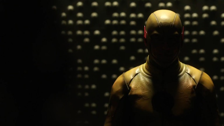 Reverse Flash in CW's The Flash