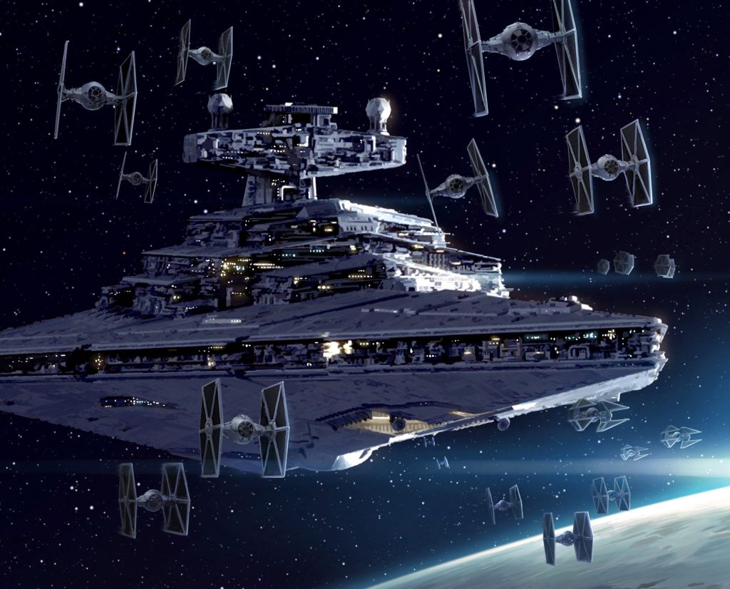 Star Wars 25 Best Spaceships Den Of Geek