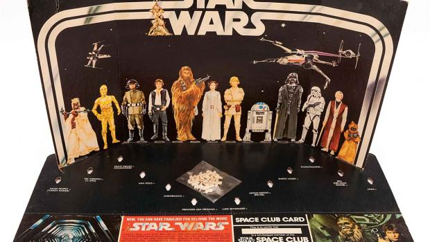 Star Wars How An Empty Box Became A Must Have Item In 1977 Den Of Geek