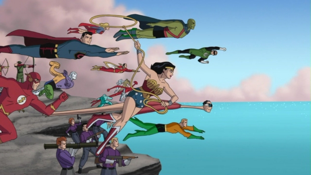 A Guide To Dc Animated Movies Den Of Geek
