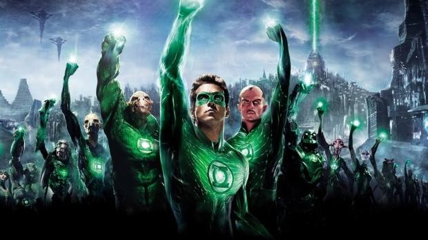 Green Lantern 2011 Movie