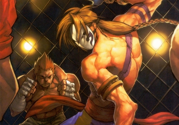 Street Fighter The Strange History Of Vega Den Of Geek