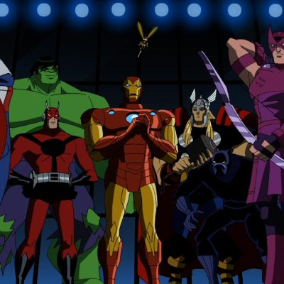 Avengers: Earth's Mightiest Heroes Cartoon