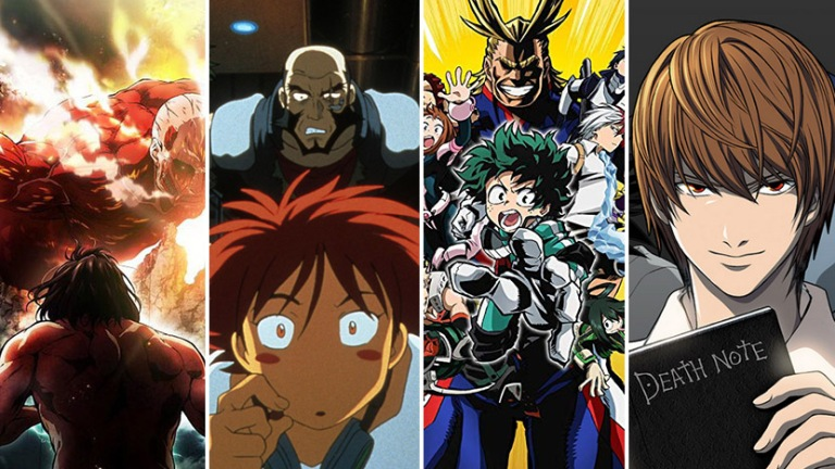 The Best Anime To Stream And Where To Find Them Den Of Geek