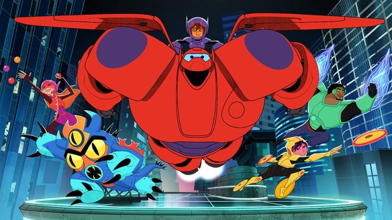 Big Hero 6 The Series Return Date Den Of Geek