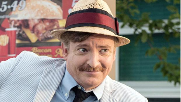The X-Files - Rhys Darby