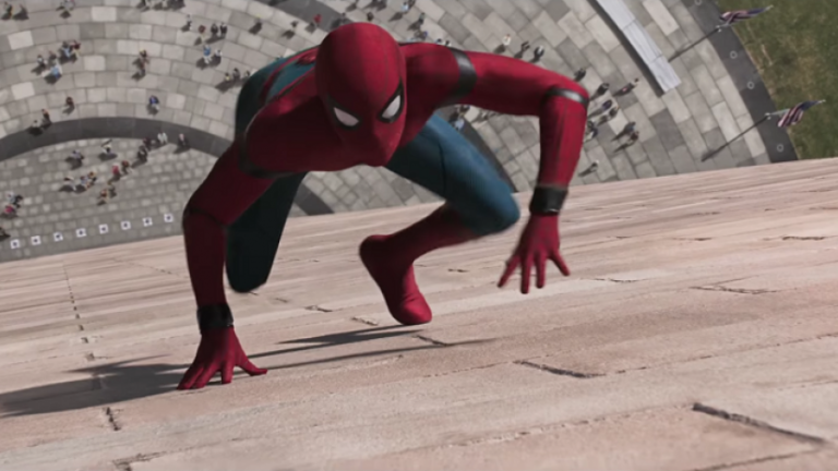 Spider-Man: Homecoming DVD and Blu-ray Release Date and Details