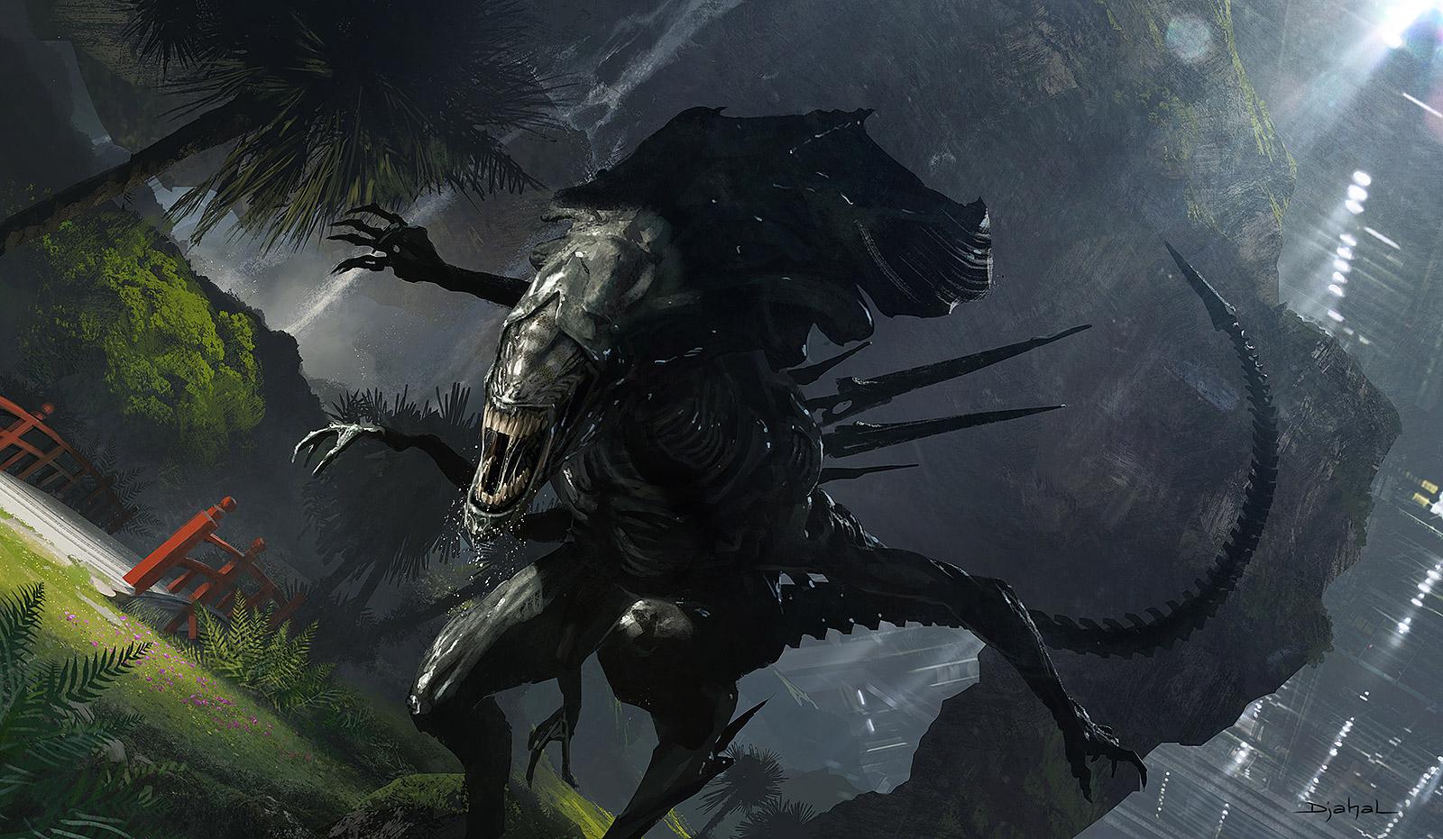 Neill Blomkamp Alien