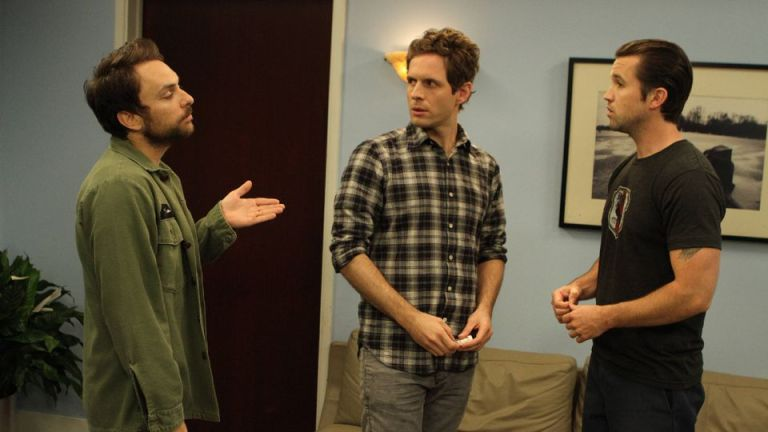 """Always Sunny Episode """"The Gang Gets Analyzed"""""""
