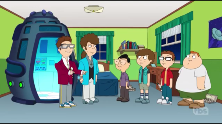 American Dad!: The Unincludeds Review | Den of Geek