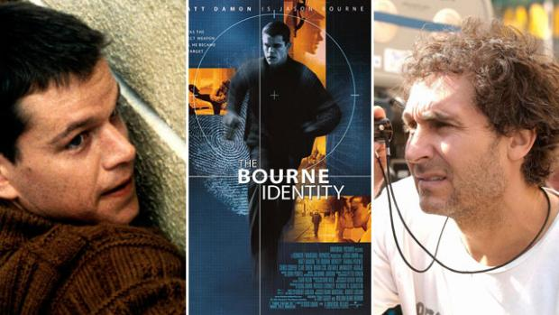 The Battle to Make The Bourne Identity
