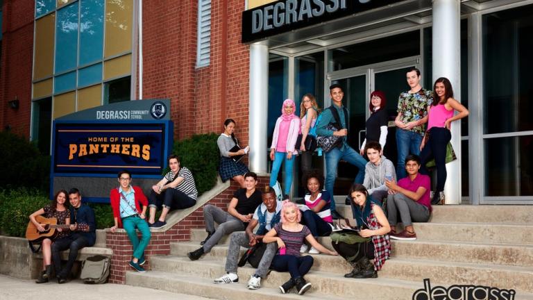 Degrassi Next Class Season 3 Trailer And Release Date Den Of Geek