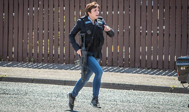 Kate Fleming in Line of Duty series 3