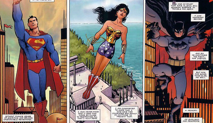 A Movie Fan's Guide to DC Comics