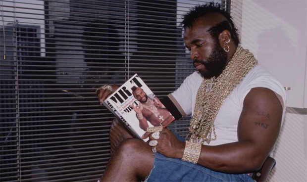 Mr T The Man With The Gold What We Learned Den Of Geek