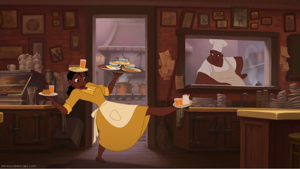 Disney S The Princess And The Frog Deserves Another Look Den Of Geek