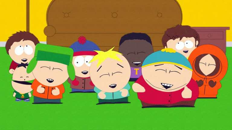 South Park Shock TV
