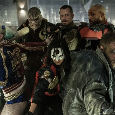 The Suicide Squad easter eggs