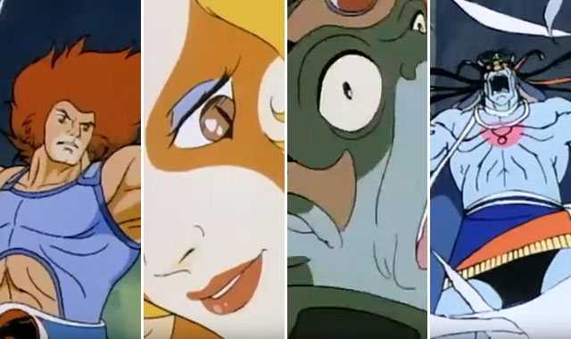 Thundercats And The Impact Of Japanese Animation On Film Den Of Geek