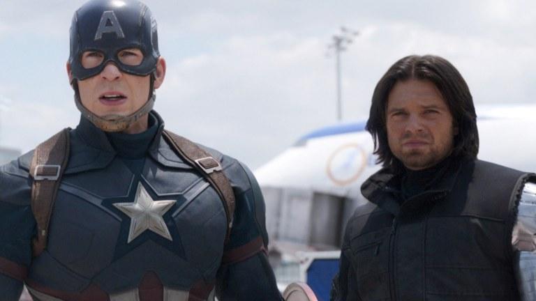 Sebastian Stan Teases Possibility of Bucky Barnes as Captain America