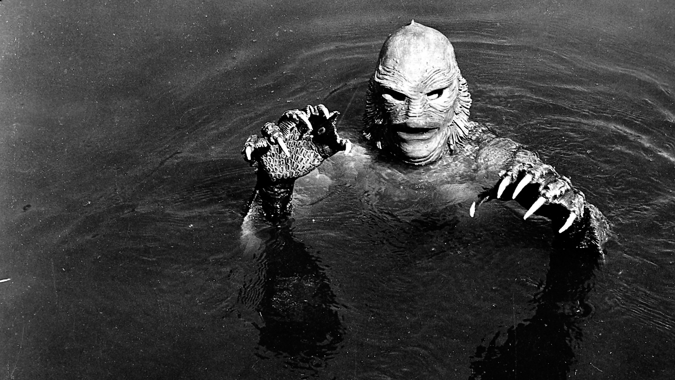 A Brief History Of The Creature From The Black Lagoon Franchise