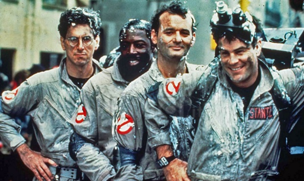 Ghostbusters (1984).