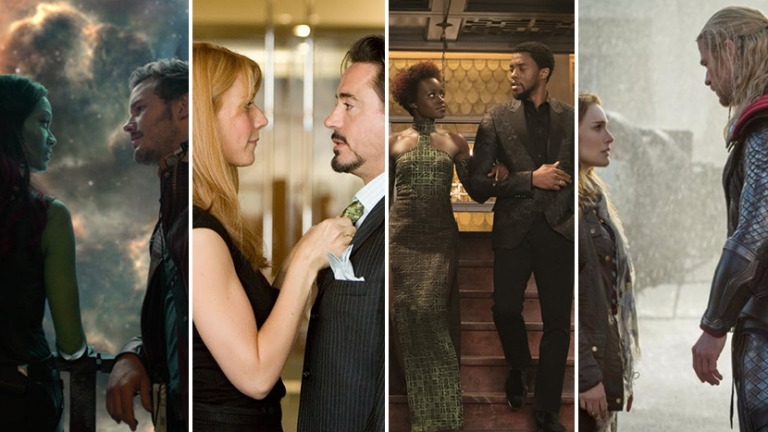 From Iron Man to Spider-Man — Ranking the Romances of the Marvel Cinematic Universe