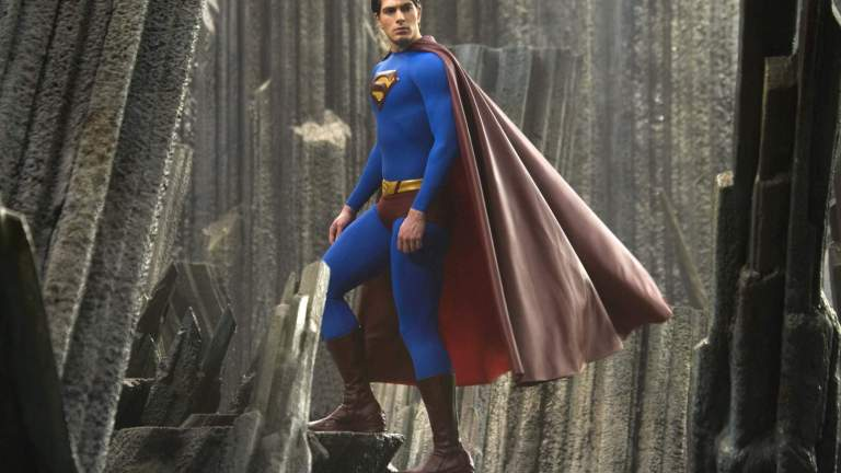 Superman Returns - Brandon Routh as Superman
