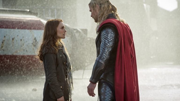 MCU Romance - Thor & Jane Foster (Thor)